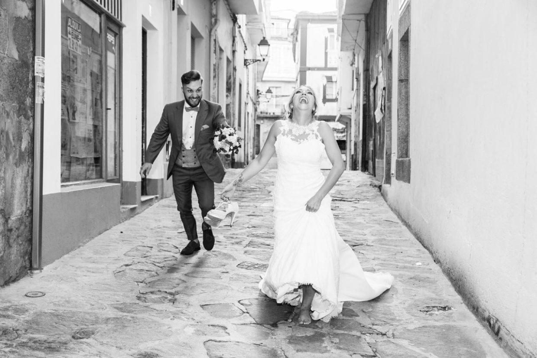 Posado novios boda