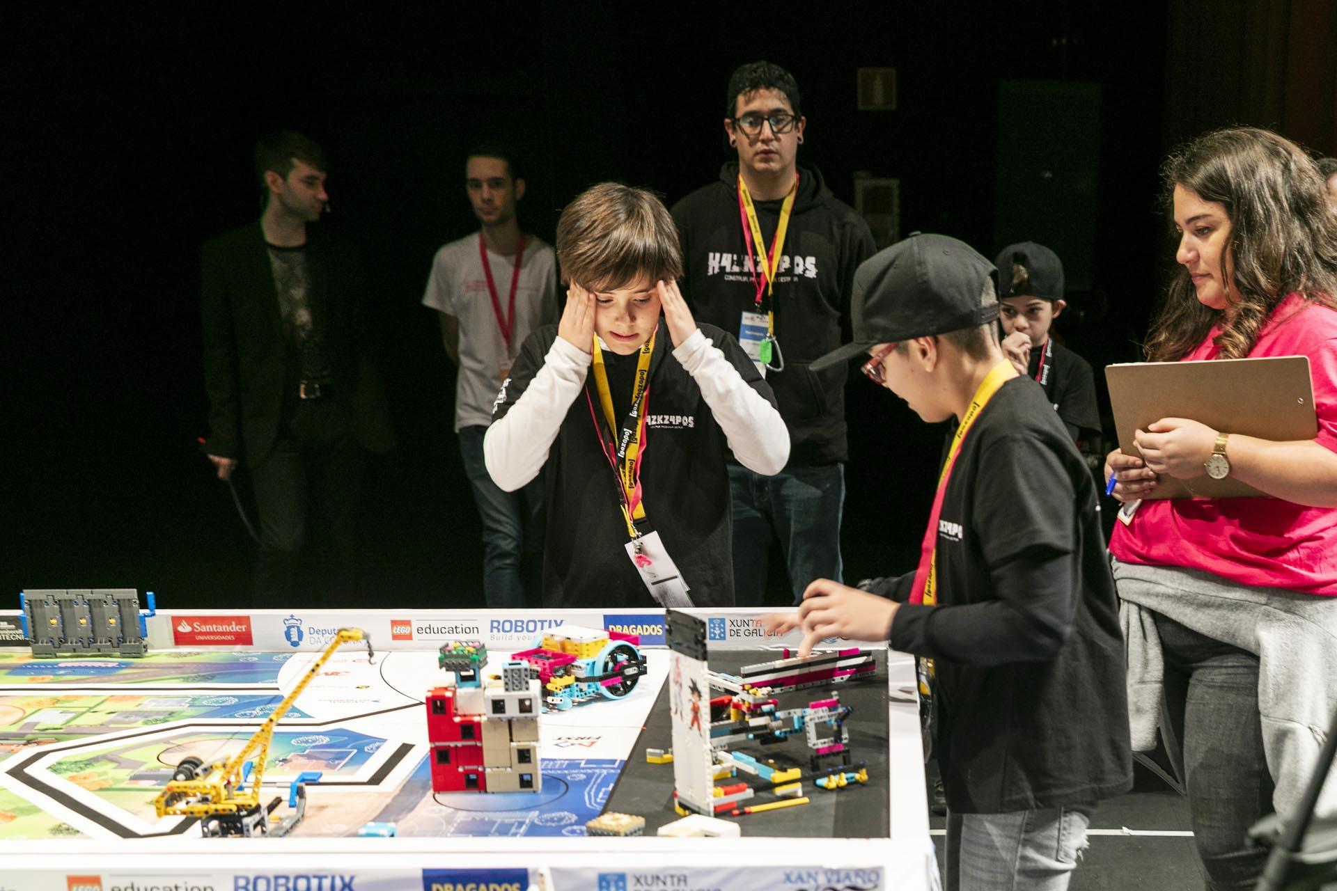 Fisrt Lego League
