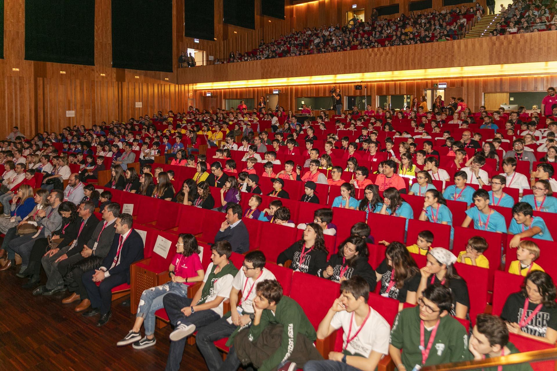 publico auditorio